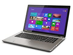 "Toshiba 17.3"" Full-HD Core i7 Laptop"
