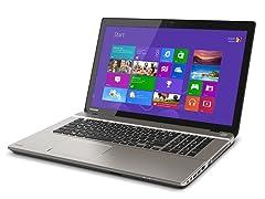 "Toshiba 17.3"" Full-HD Core i7 Laptop"
