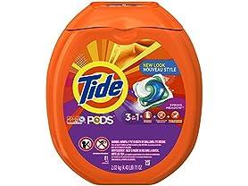 Tide PODS Laundry Detergent, 81 Pods