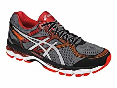 ASICS T6B4N.9093-6 GEL-SURVEYOR 5 BLK/SILVER/VERM