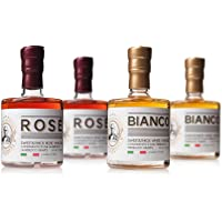 4-Pack Cavedoni Rose & Bianco Vinegar