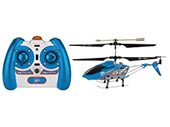 OKC Thunder 3.5CH Helicopter