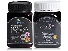 Manuka Honey Favorites