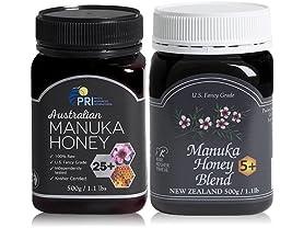Manuka Honey Favorites