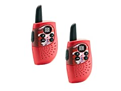 Cobra HE130R Kids Walkie Talkies TwoWay