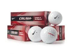 Nike Crush Golf Ball 12-pk