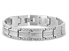 Stainless Steel Antique Bracelet