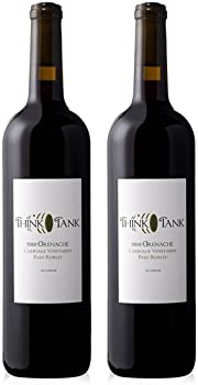 2-Pack Think Tank Wine Company Paso Robles Grenache Wine