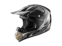 Adult Off-Road Helmet, Black