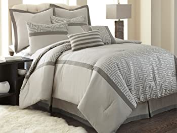 8-Pc. PCT Home Collection Comforter Sets