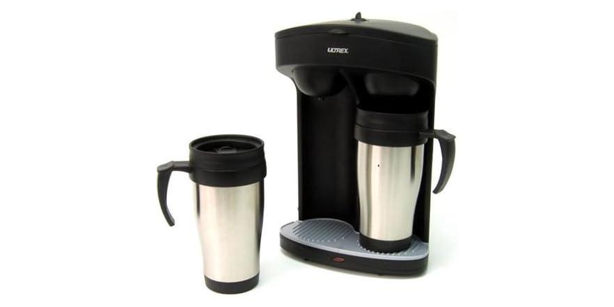 Coffee Maker Into Travel Mug : Ultrex 415994 Travel Mug Coffee Maker