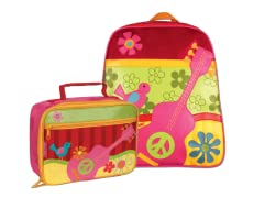 Girls Rock Go-Go Bag & Lunchbox