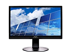 "Philips 21.5"" FHD LED-backlit LCD Monitor"