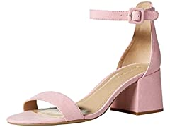 The Drop Women's Lyon Block Heeled San..