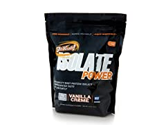 Oh Yeah! Isolate Protein - Vanilla Creme (1lb)