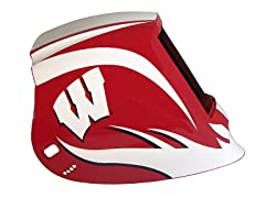 Vision Welding Helmet, Wisconsin