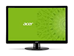 """Acer 23"""" Widescreen 1080p LCD Monitor"""