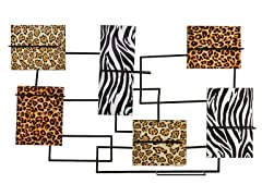 Catnice Wine Storage Wall Sculpture - Animalk Print