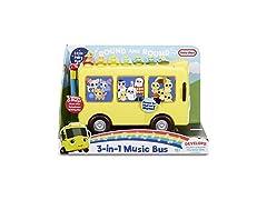 Little Baby Bum 3-in-1 Music Bus