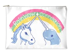 """Magical Rainbow Connection"" Accessory Pouch"