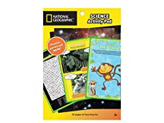 Science Games and Activities Book