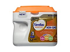 Similac Sensitive Powder Non Gmo, 22.5 oz.