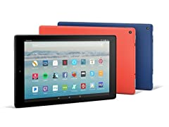 "Amazon Fire HD 10.1"" (2017) WiFi Tablets"