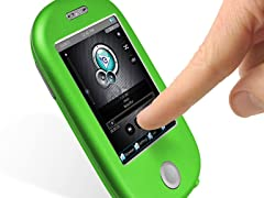 "8GB 3"" Touch MP3 Video Player - Green"