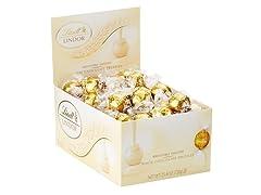 White Chocolate Truffles, 60 Count