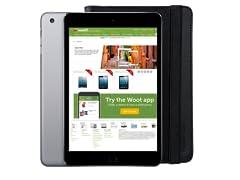 """Apple iPad Mini (3rd Gen) 7.9"""" Tab w/Case"""