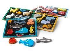 Chunky Puzzle Set