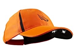 Panther Vision Powercap LED lighted Structured Hat