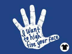 Hand to Face