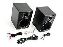 M-Audio AV30 Studiophile Speakers