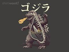 A Kaiju's Anatomy