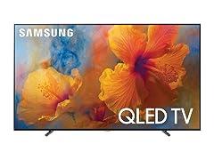 Samsung Class Q9F QLED 4K TV