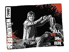 Walking Dead Fleece Throw - Daryl