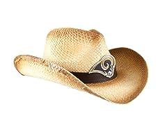 NFL Cowboy Hat - Rams