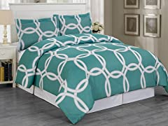 Redington Hotel Duvet Cover Set 2 Sizes