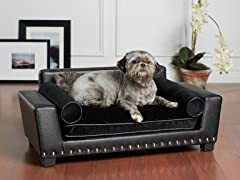 Noir Sofa Bed Black