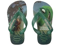 Havaianas Boys Kids Good Dinosaur Sandal Flip Flop