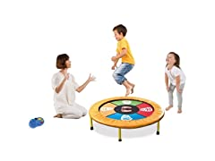 Kid's Mini Electronic Trampoline