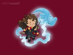 A Patronus for Hermione
