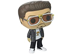 POP Marvel: Spider-Man Vinyl Figure - Tony Stark