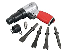 7-1/2-Inch Air Hammer Set, 7-Piece