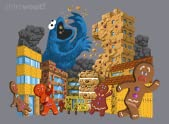 Attack in Cookie Town
