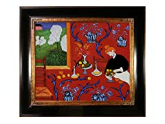 Henri Matisse - Armonia Rojo