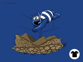 Cookie Diving