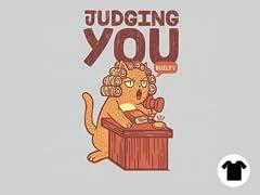 Judging Cat