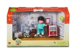 Madeline's Pet Hospital Playset